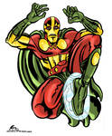 Kirby's New Gods- Mr. Miracle