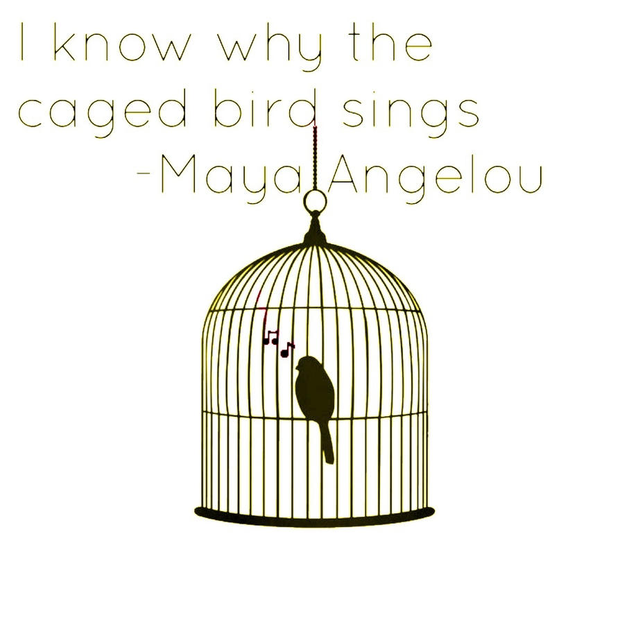 i know why the caged birds About a bird who sings for freedom he will never know then answer the questions  why does the caged bird sing a  the dreams of birds.