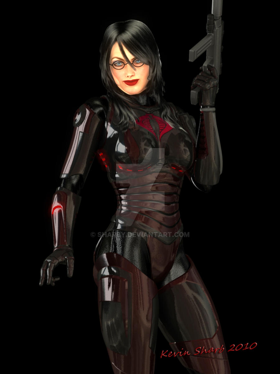 The Baroness Armored by Sharby