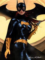 Batgirl by Sharby