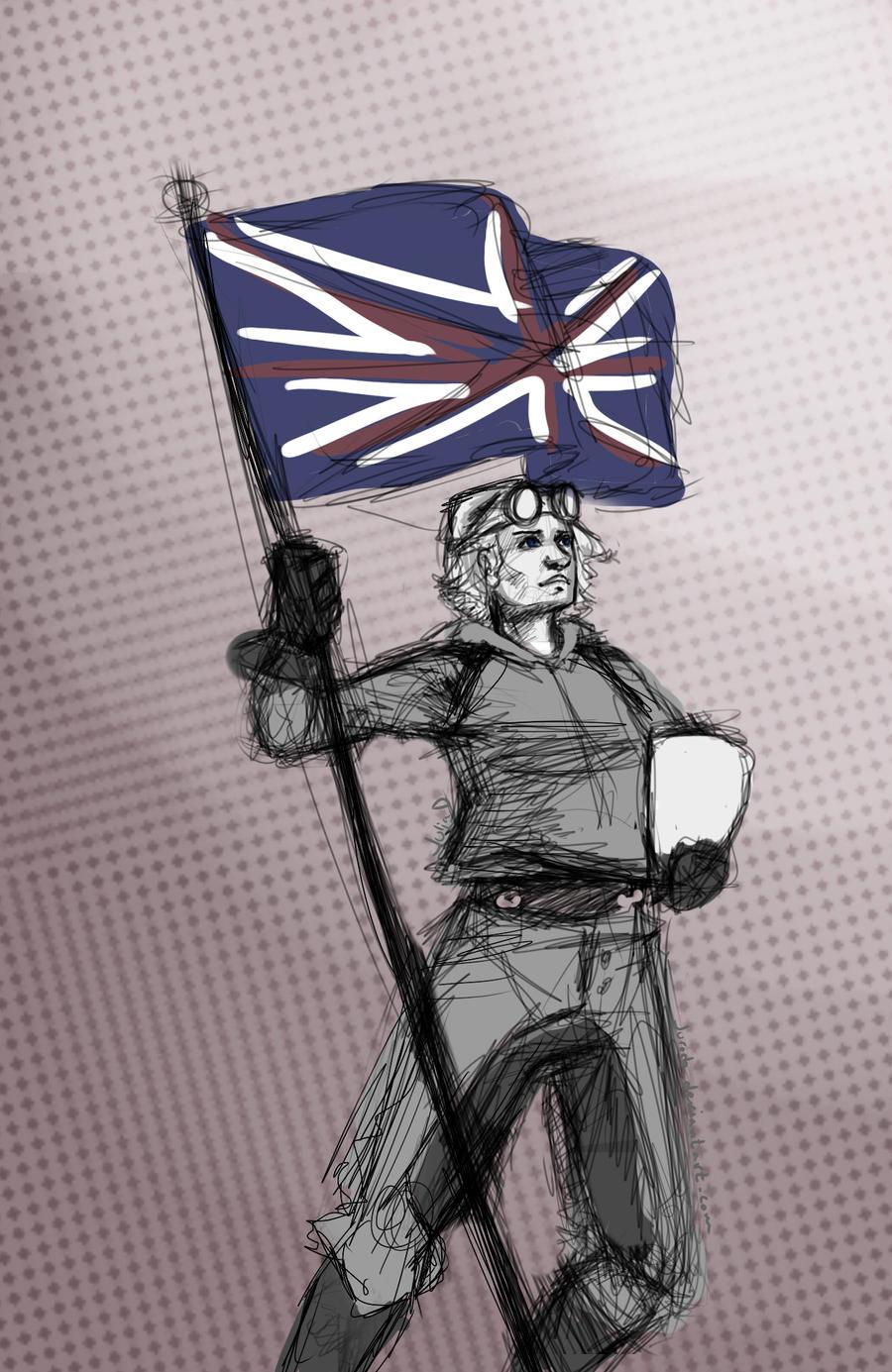 British Darwinist of the Century by jurodo