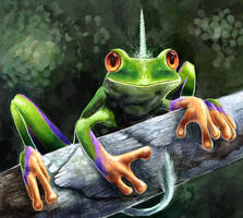Unifrog by maggock