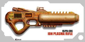Ion Plasma Rifle