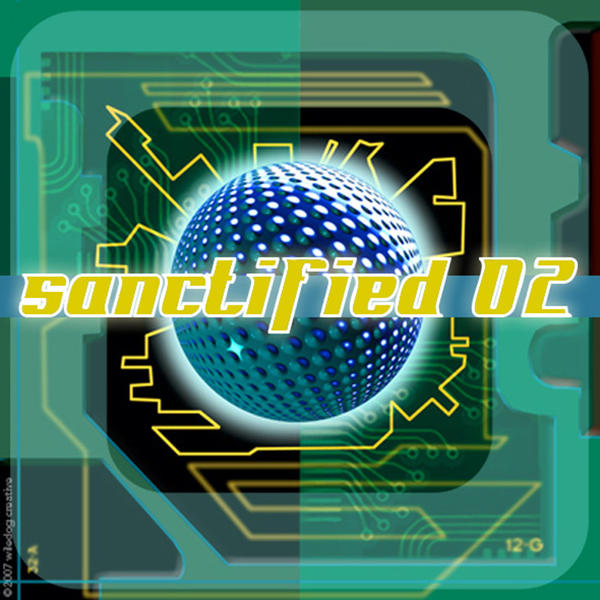 Sanctified-02 Cover by wiledog