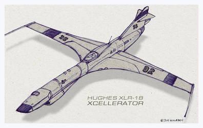 Xcellerator XLR-18