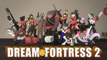 Dream Fortress 2 by RemarkablyAverage