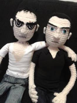 Michael and Trevor