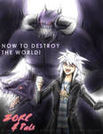 Now to Destroy the World
