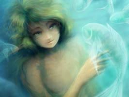 souls of the sea by Achiru-et-al