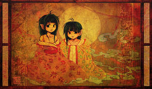 Saki and Rwen