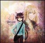 LOVELESS . Ritsuka and Soubi