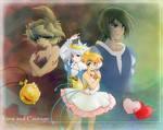 Love and Courage by Achiru-et-al