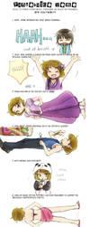 Fanservice Meme: Hari by Achiru-et-al