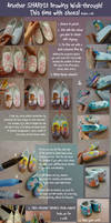 Original Character Pairing Shoes
