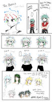 How to Draw Zy's Hair Tutorial