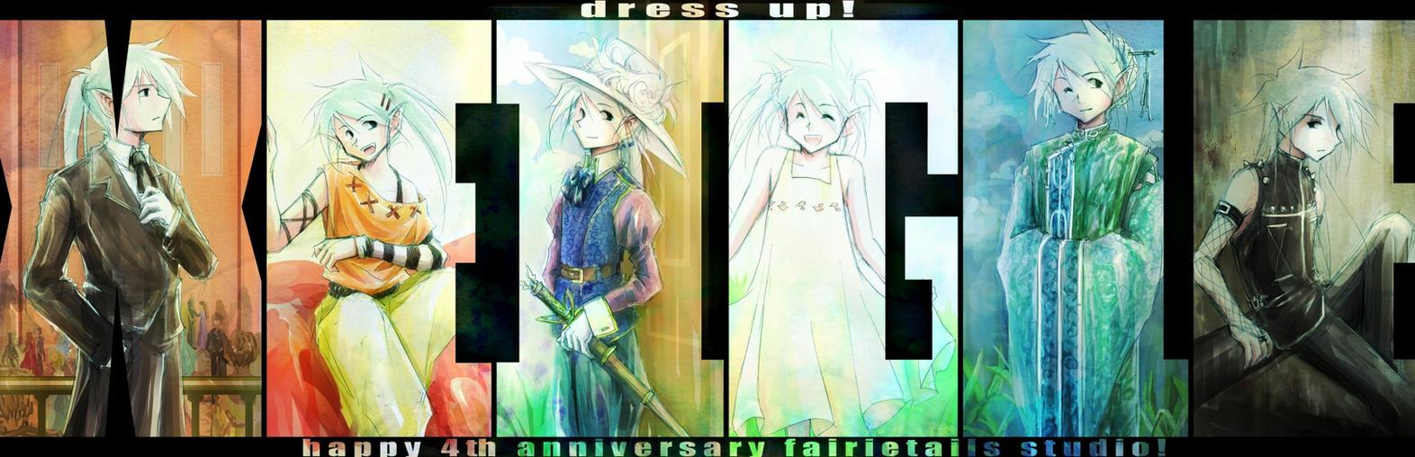 dress up--XEIGLE by Achiru-et-al
