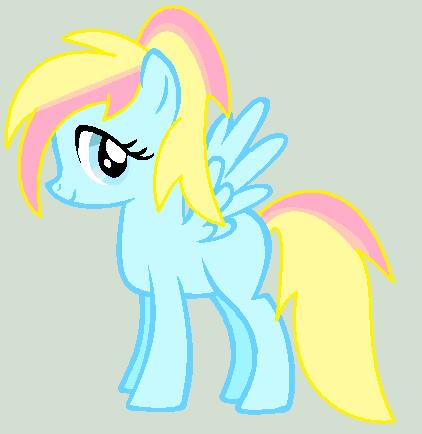 Negative Pegasus - Looming