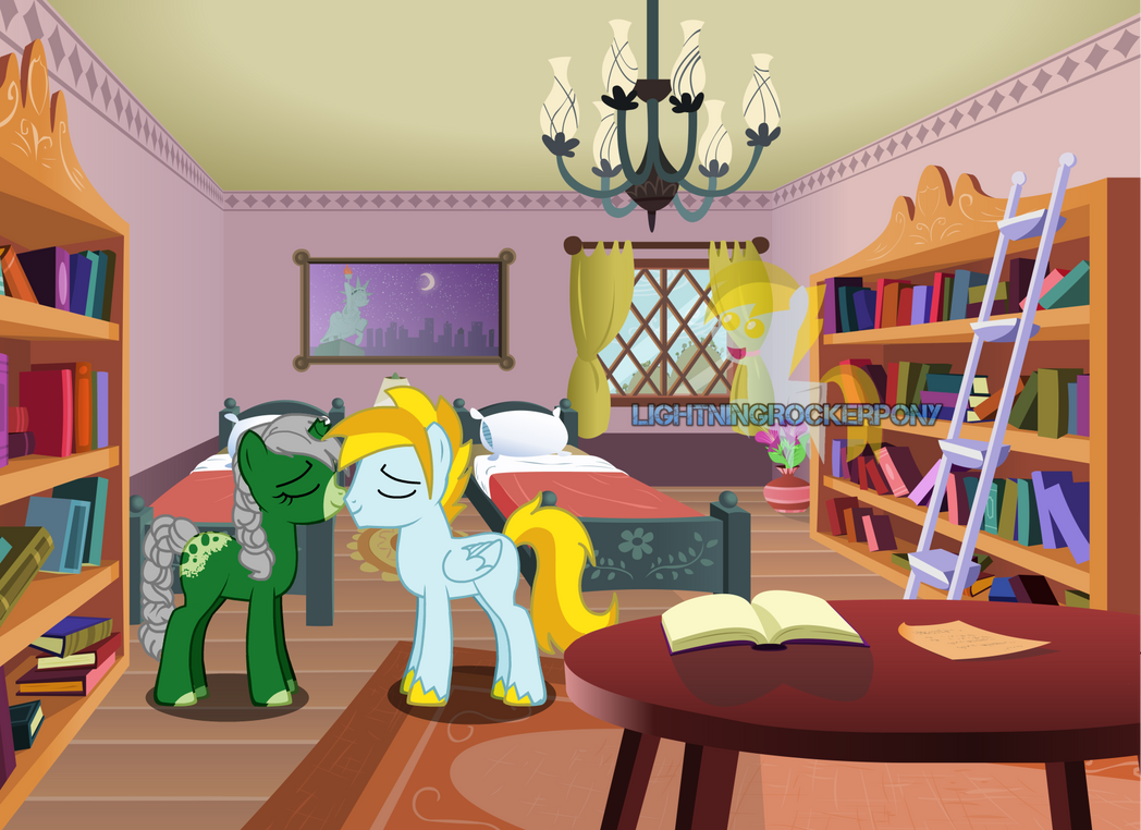 Pony Creator One Room For Two Lovers By Lr Studios On