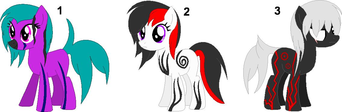 Adopt a pony #10 by LR-Studios