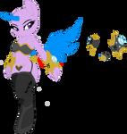 MLP Base #26 Sorceress pony