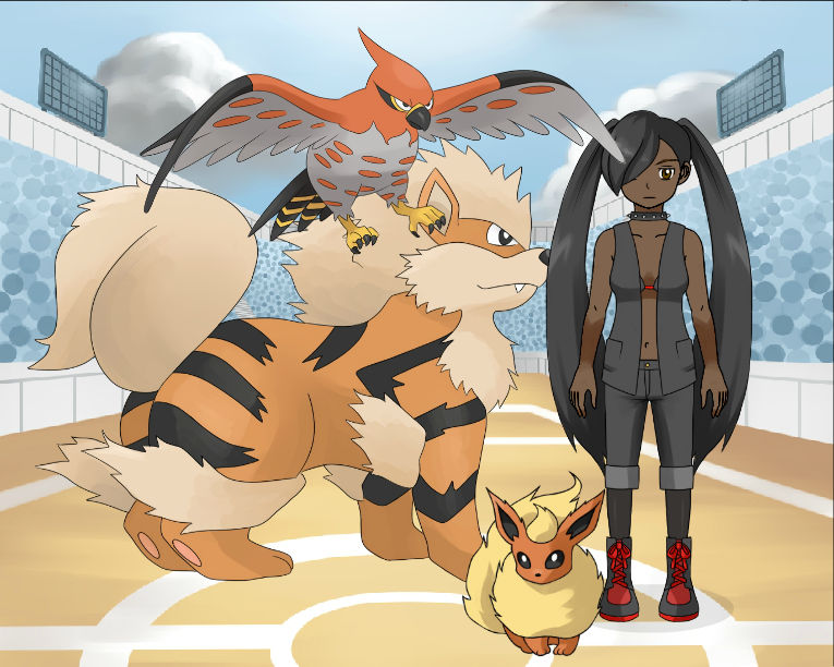 Pokemon Trainer: Coco Delaney