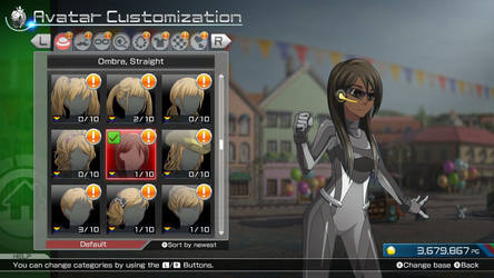 Sabrina Phoenix in Pokken Tournament DX by LR-Studios