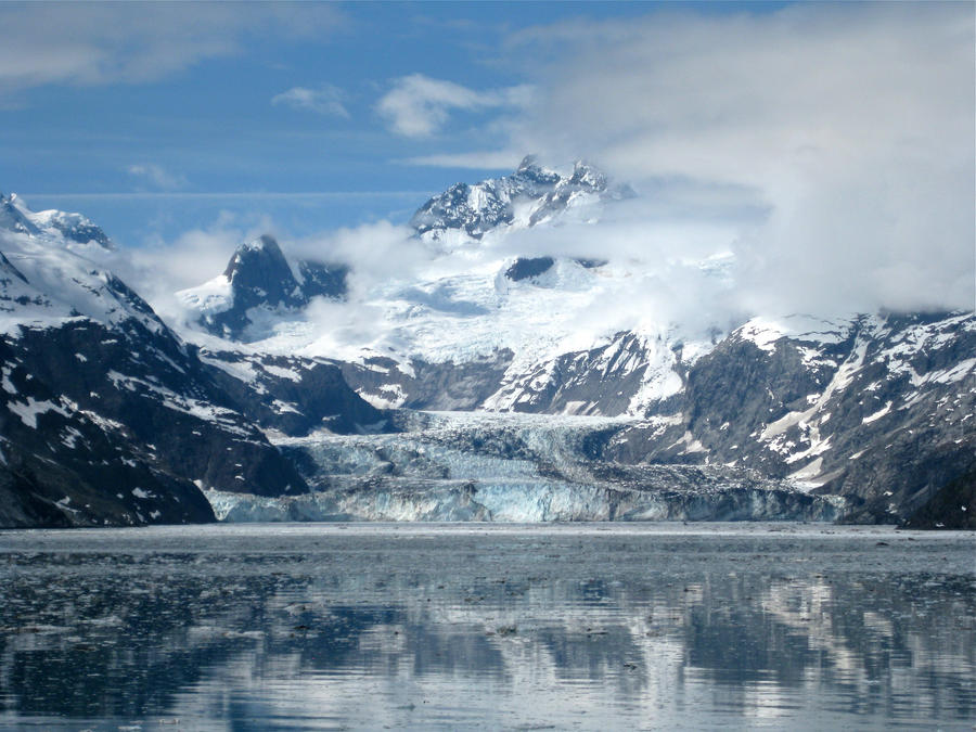 Johns Hopkins Glacier by Cooper3