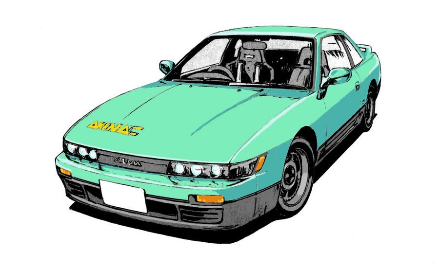 drawing 88 nissan engine
