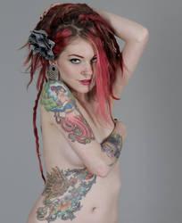 Memphis' Tattoos I by Srefis