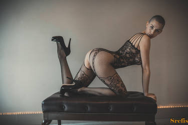 Kitty Malone Lace Set. 48 Erotic Photo DL by Srefis