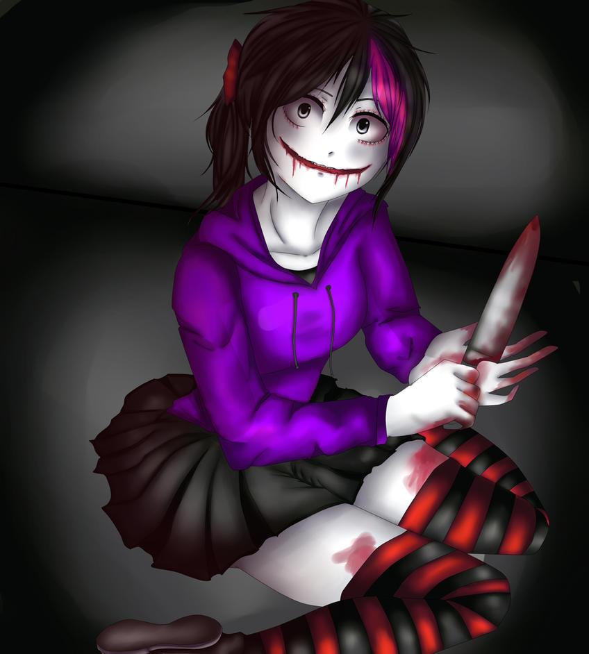 Nina The Killer by aniflame on DeviantArt
