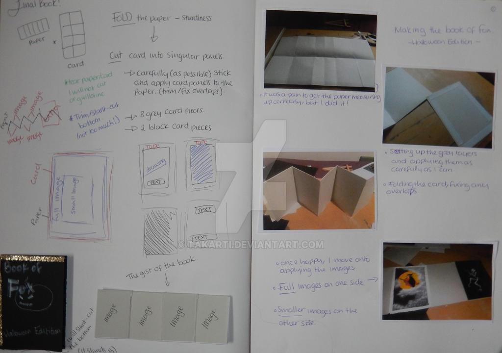 Sketchbook: 13 - Artist Book by Takarti