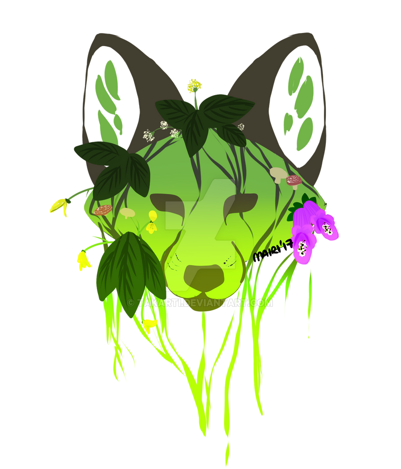 HND GRADED UNIT - Fantasy Foxhead: Poison - test by Takarti