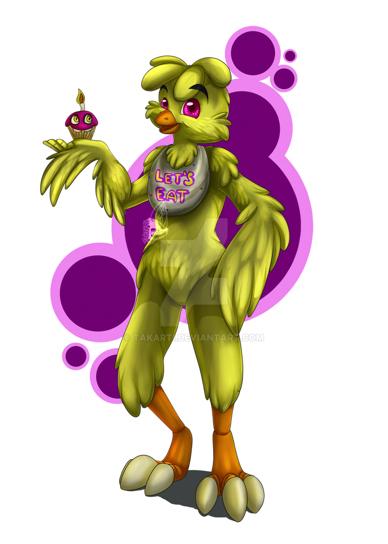 Five Nights at Freddy's: Chica by Takarti