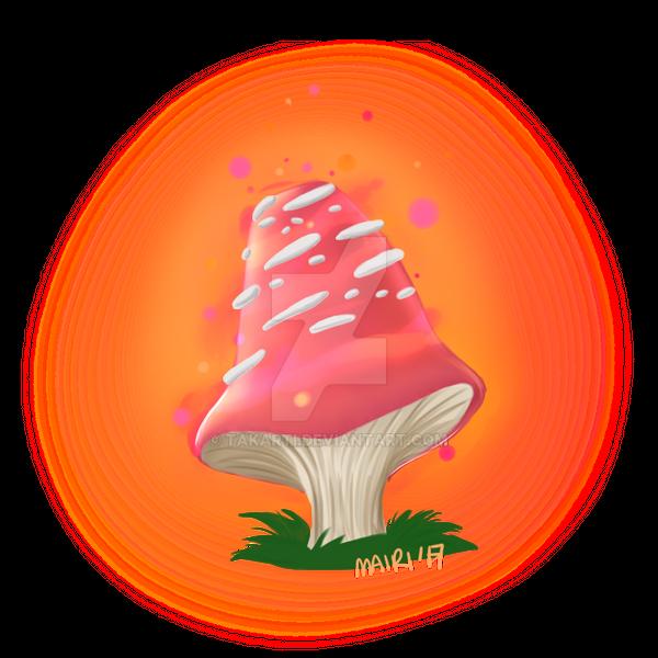 Graded Unit: Mushroom Test by Takarti