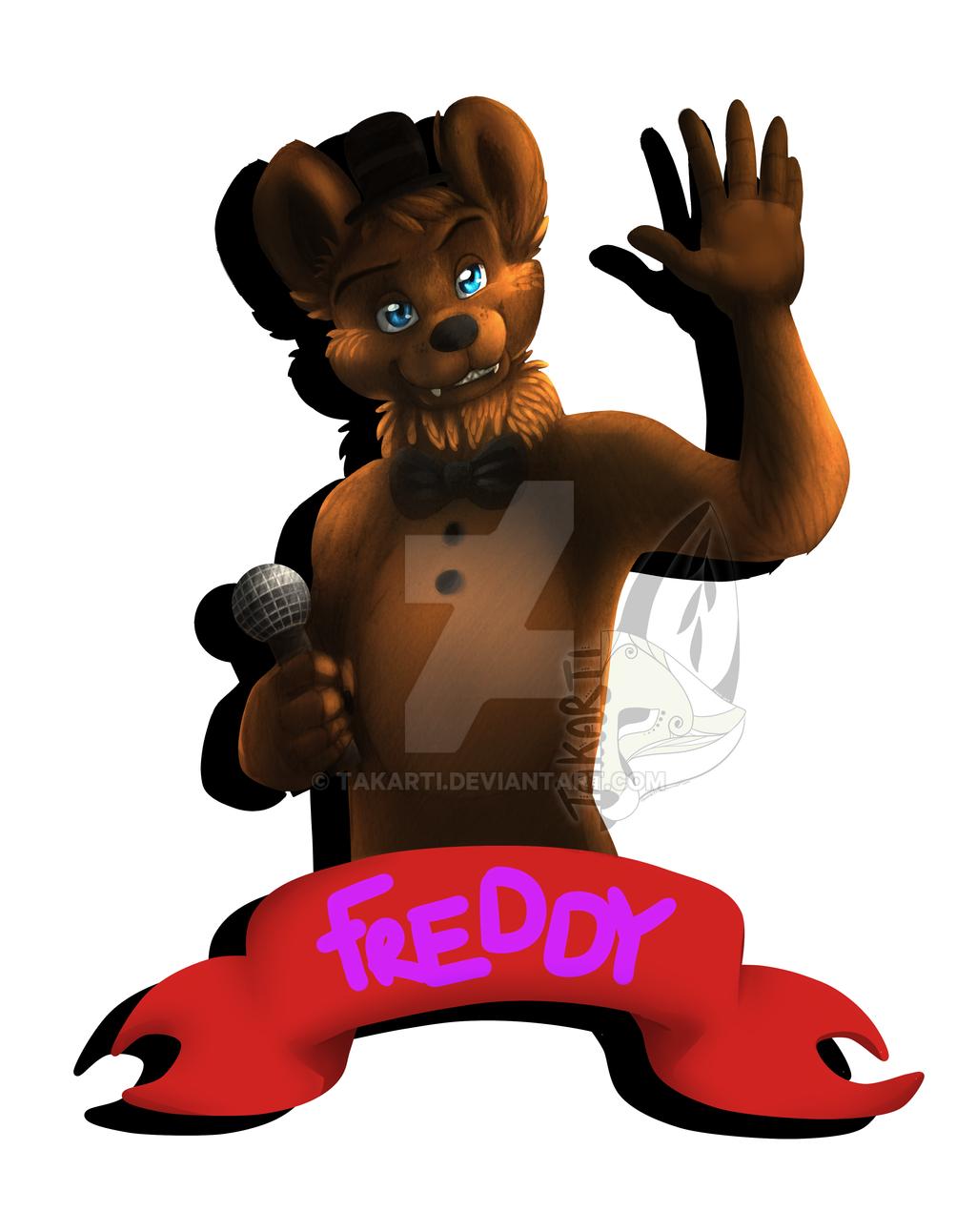 Five Nights at Freddy's: Freddy by Takarti