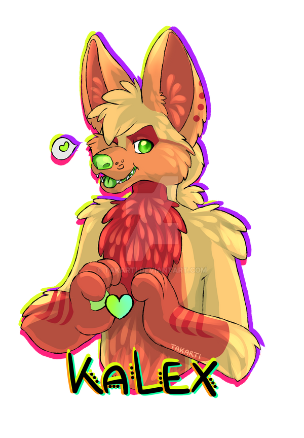 Badge: Kalex by Takarti