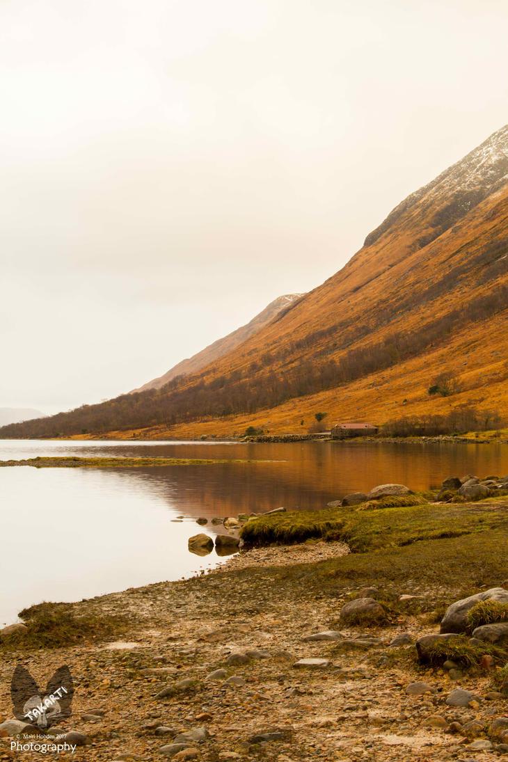 Loch Etive by Takarti