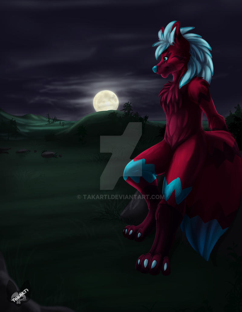 Takito by Moonlight by Takarti
