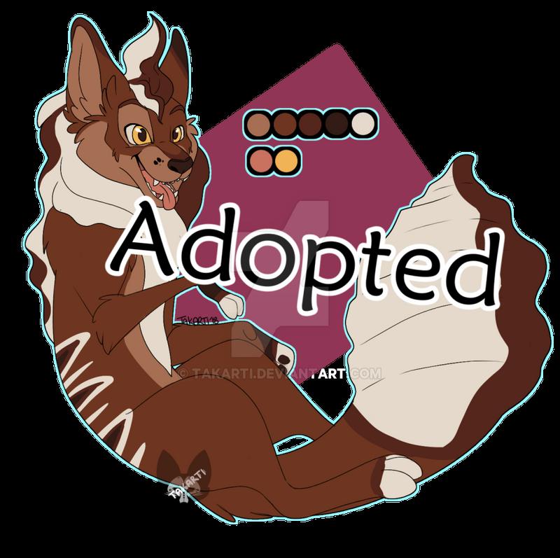 [CLOSED]  Fox Amino Adopt: TripleLayer Cake by Takarti