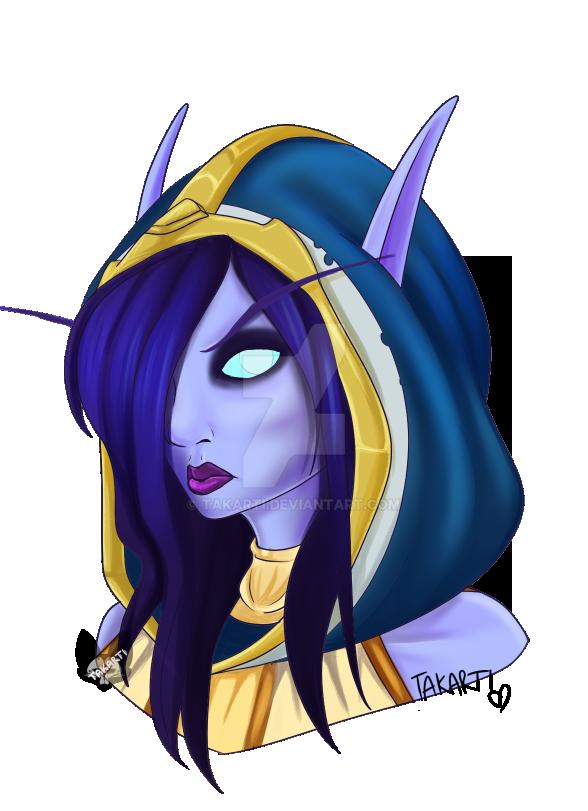 World of Warcraft: Ruezika by Takarti
