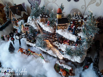 Christmas Village 2018 by Takarti