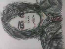 Gerard Way by Romii-oddartist