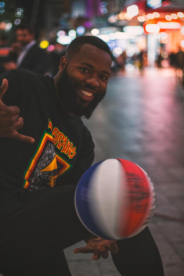 #iambasketballman by RustledJimmys