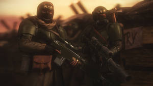 Imperial Guard by RustledJimmys