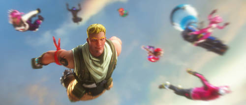 Where we droppin'? by RustledJimmys