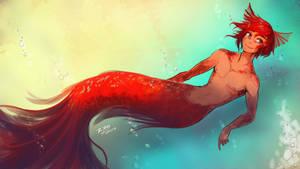 !mermaid Tam by tambri-art