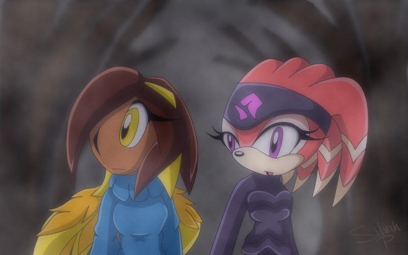 Fake Sonic X Screenshot by silvah-princess