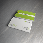 Breakthrough business card