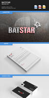 BATSTAR Branding Identity - FREE